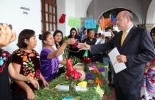 En un ambiente de color y tradición, celebra Ayuntamiento capitalino  Día de la Samaritana