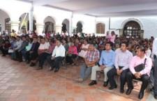 Asigna Municipio de Oaxaca la totalidad de recursos  del Ramo 33 a obra pública en agencias