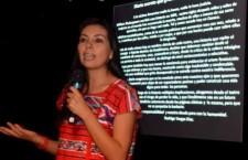 Impulsa Alejandra Morlán acciones para erradicar la violencia de género