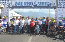 Coadyuvó Jefté Méndez en la vuelta ciclista internacional Oaxaca 2015