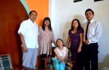 Heidy, un caso de éxito de la UBR en Santa Lucía del Camino