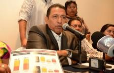 Impone Gabino Cué a Estefan Garfias como candidato a diputado federal del PRD: Félix Serrano