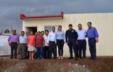 Dignifica Villacaña, calidad de vida de policías municipales con acceso a vivienda