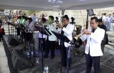 Canta Oaxaca en noche bohemia en honor al compositor Álvaro Carrillo