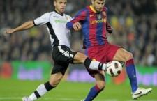 Gana Barcelona  ante un gran Valencia