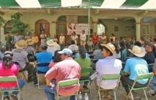 Con el PRI regresaremos la esperanza a   nuestro país, asegura Gabriela Olvera