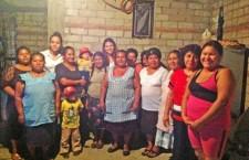 Refrenda Gabriela Olvera compromiso con las mujeres en San Agustín de las Juntas