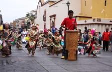 Con colorido convite por las calles de la ciudad conmemoran Día Internacional de Danza