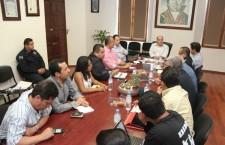 Garantiza Municipio de Oaxaca respuesta oportuna  y eficaz ante contingencias naturales