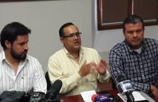 Golpean ambulantes del Frente Popular 14 de Junio al Coordinador de Inspectores