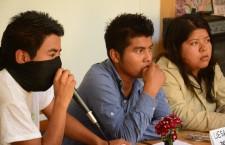 Exigen estudiantes registro oficial de la Unidad de Estudios Superiores Alotepec