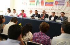 Fortalecerá Congreso vínculos con Cuba y Venezuela
