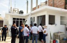 Clausura Municipio inmueble donde presuntamente  se prestaban servicios funerarios y crematorios