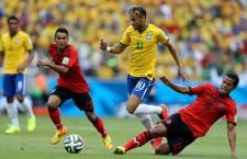 Juego de Brasil  y México se disputará en el Allianz Park, de Sao Paulo.