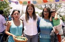 Lamenta Gabriela Olvera que adversarios utilicen guerra sucia para afectar su imagen