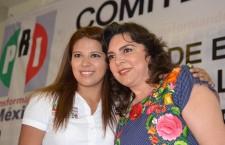 Somos mujeres trabajando  para mujeres: Olvera Marcial