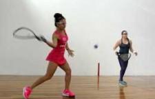 Longoria y Morales unieron al raquetbol y el wakeboard