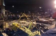 Operativo conjunto fue de recuperación y limpieza  del Zócalo y Alameda de León: Echeverría