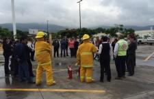 Protección Civil Municipal realiza simulacros de emergencia en tiendas departamentales
