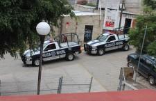 Rinde resultados operativos de la Comisaría de Seguridad Pública, Vialidad y Protección Civil