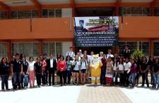 Preparatoria 7 de la UABJO recibe a estudiantes de intercambio