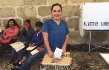 Construir ciudadanía, reto de todos: Leslie Jiménez