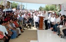 Con programa de Empleo Temporal responde Gobierno Federal a gestiones de Villacaña para Centro Histórico
