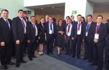 Participa Leslie Jiménez en la instalación del Sistema Nacional de Transparencia