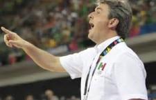 Confirmado, Valdeolmillos será coach del Tri de Basquet