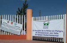 Considerará Sección 35 de Salud levantar paro en Hospital de la Niñez Oaxaqueña