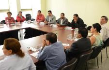 Presidente de la JCP Jesús López Rodríguez, respalda labor de las direcciones del Congreso Local