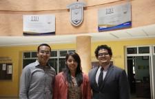 Estudiantes de la UABJO participan en Campeonato Mundial de Debate