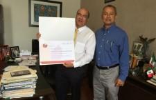 Reconoce INAFED a Municipio de Oaxaca de Juárez  por cumplir objetivos de la Agenda para el Desarrollo