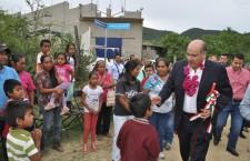 Contribuye municipio con la seguridad de vecinos de Trinidad de Viguera