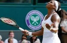 Serena eliminó a Venus de Wimbledon