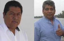 El asesinato de dos periodistas sacude México
