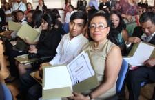 Egresa primera generación de la Licenciatura en Humanidades de la UABJO