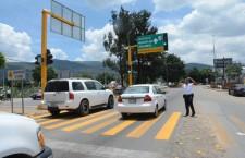 Obra vial impedirá más muertes sobre avenida Símbolos Patrios