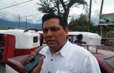 Consecuente autoridad de Santa Cruz Xoxocotlán con trasporte pirata