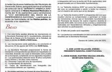 "Continúa abierta la convocatoria para certamen ""Señorita América  2015"""