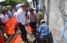 Inicia Villacaña obras de electrificación para habitantes del ejido Guadalupe Victoria
