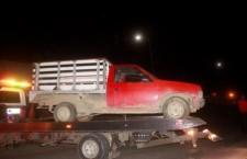 Oportuna intervención de Policía Municipal logra recuperación de un vehículo robado minutos antes