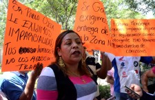 Denuncian transportistas de la CROC intregra ilegal de concesiones