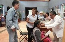 Agradecen adultos mayores programa municipal de Lentes Gratuitos