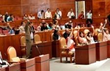 Pide Congreso fortalecer el ejercicio periodístico