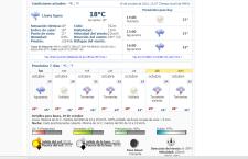Exhorta PCM a oaxaqueños a tomar precauciones ante bajas temperaturas y probabilidad de lluvias