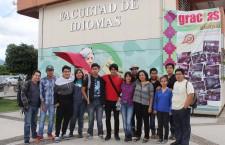 Estudiantes y profesores de Facultad de Idiomas de la UABJO acuden al Congreso MEXTESOL 2015
