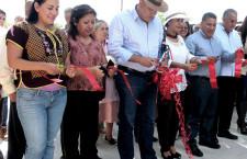 Mejora municipio infraestructura vial en Santa Rosa