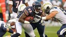 Bears 22-19 Chargers; zarpazo de Chicago