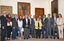 Designa cabildo capitalino a Jorge Alberto Bueno Sánchez como nuevo Cronista de la Ciudad